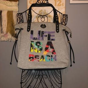 Juicy Couture Life is a Beach large bag